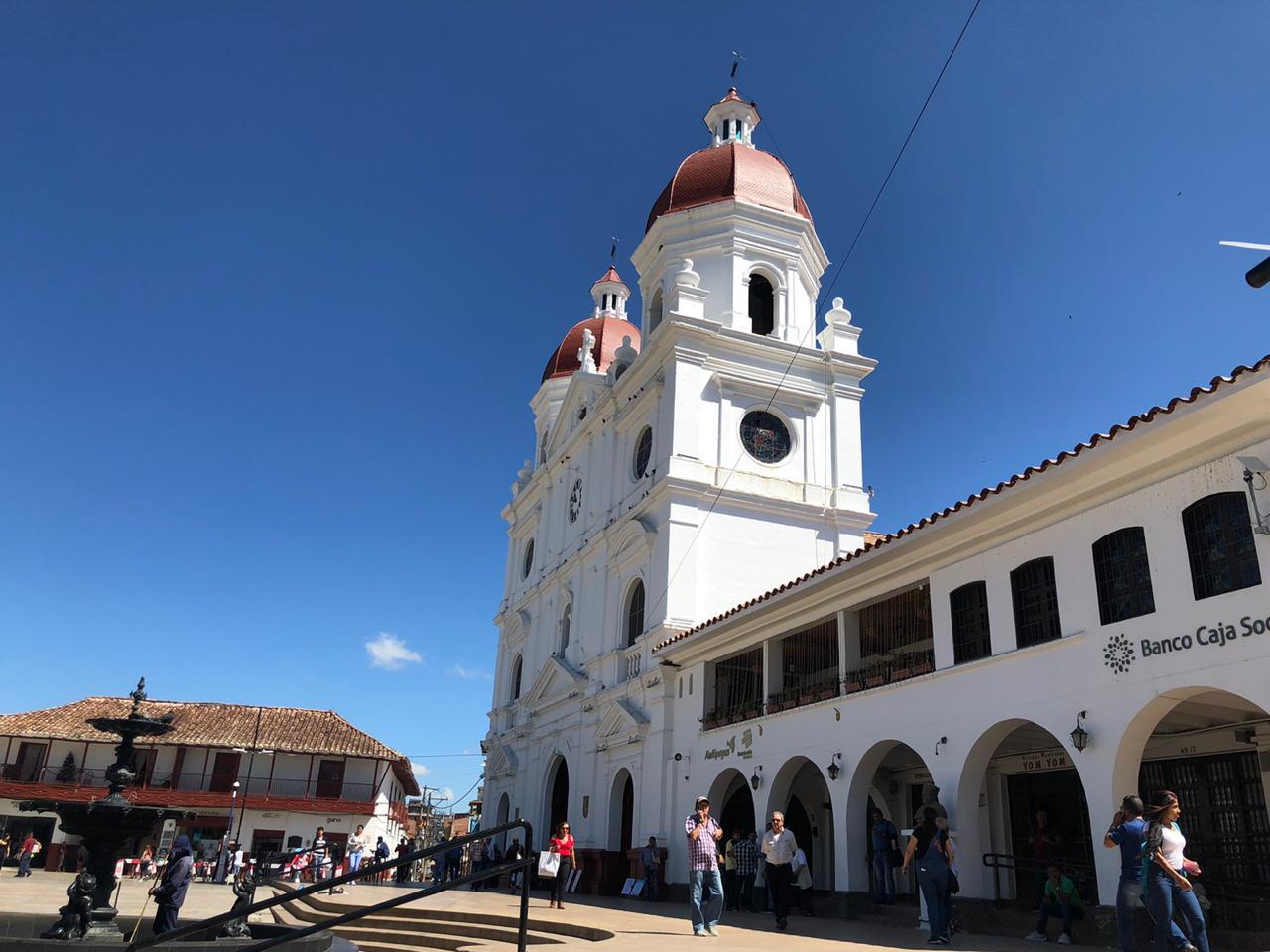Acueducto en Rionegro Antioquia