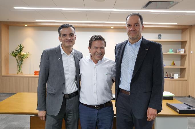 Darío Amar Flórez y Gabriel Jaime Betancourt Mesa