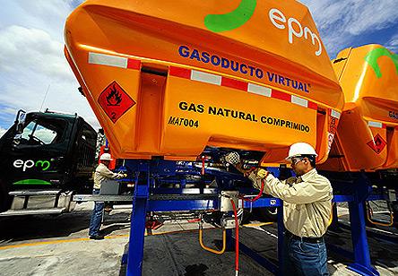 Servicio publico gas natural para hogares empresas y for Gas natural servicios