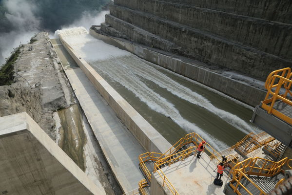 Ituango Hydroelectric Project – Pictures of main civil works