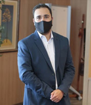 UAndrés Felipe Uribe Mesa, Vicepresidente de Riesgos