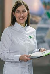 Mónica tiene una amplia experiencia en proyectos en la organización y ha ocupado cargos directivos desde al año 2003 en EPM
