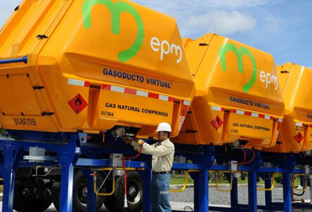 Epm inaugura este s bado el servicio de gas natural en carepa for Gas natural servicios