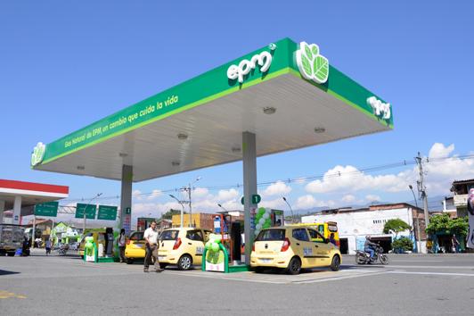 Epm se convirti en el segundo distribuidor de gas natural for Gas natural servicios