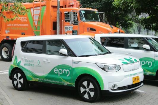 Normatividad para vehiculos electricos en colombia