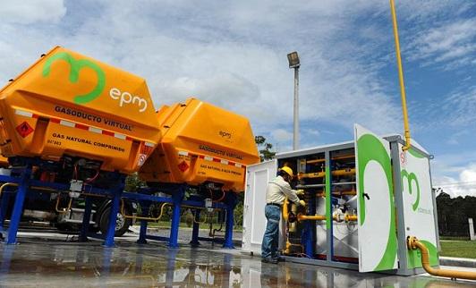 Interrupciones del servicio de gas natural en algunos for Gas natural servicios